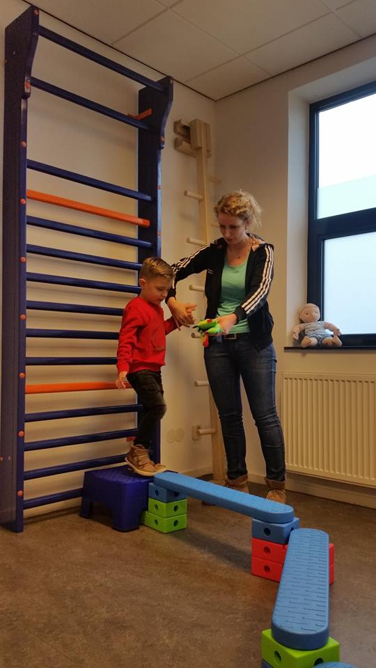 Kinder Fysiotherapie 2