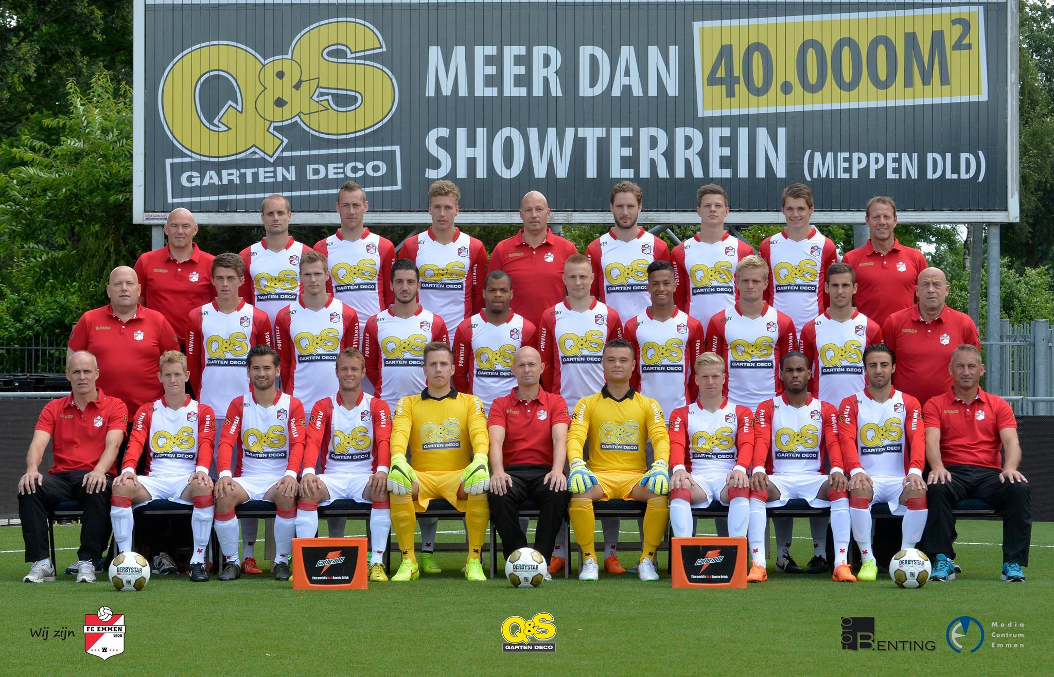 Selectie FC Emmen